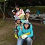 シニア・レンジャー訓練キャンプ